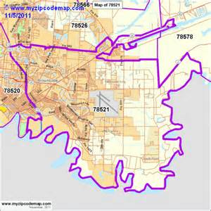 brownsville zip code map zip code map of 78521 demographic profile residential