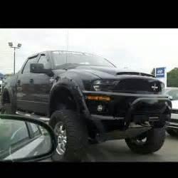 shelby cobra ford f150 badass trucks