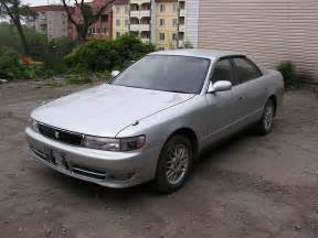 Toyota Chaset 1995 Toyota Chaser Pictures 2446cc Diesel Fr Or Rr