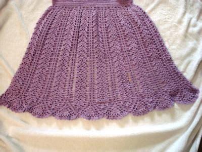 faldas de crochet para nina faldas tejidas a crochet paso a paso vestido para ni 241 as