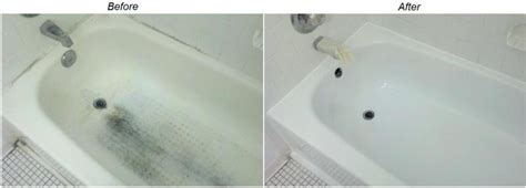 how to restore a porcelain bathtub superior resurfacing bath tub and counter top repair