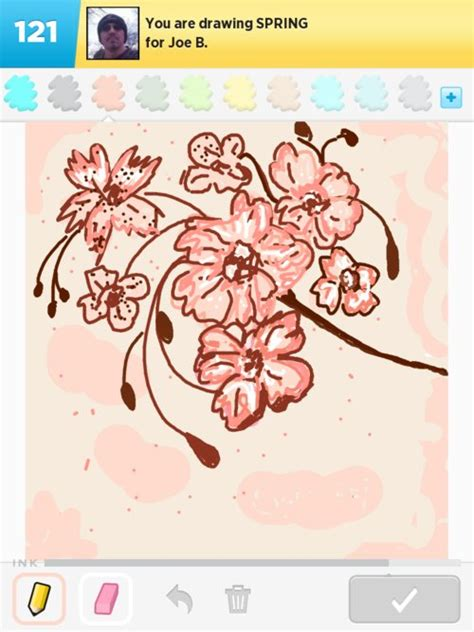 spring pictures to draw spring drawings how to draw spring in draw something