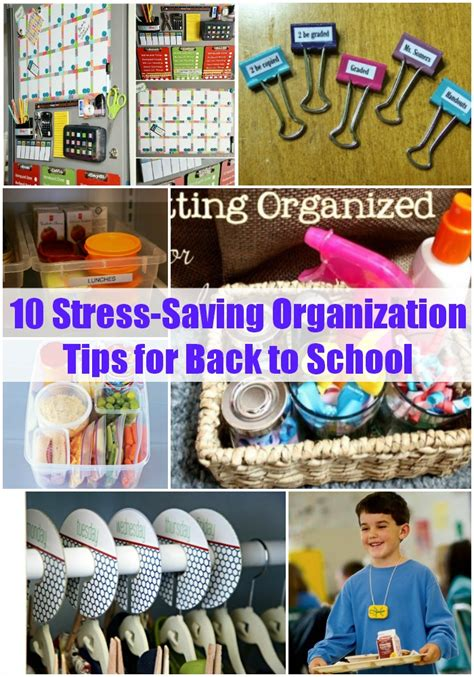 organization tips for college students 10 stress saving organization tips for back to school