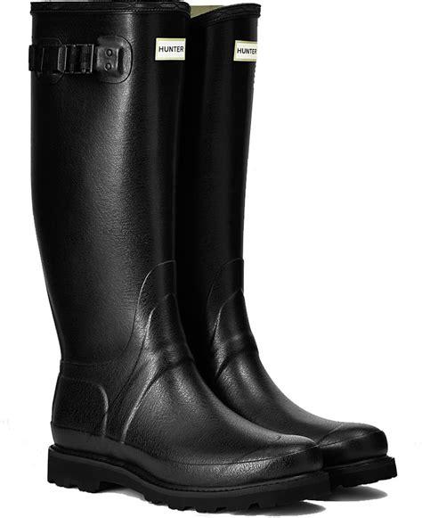 black wellington boots mens mens balmoral field wellington boots black 163 116