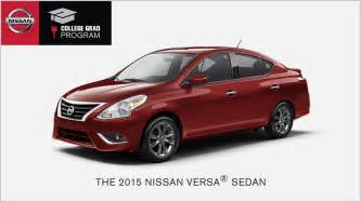 Nissan Sedan 2016 Nissan Versa Sedan Nissan Usa