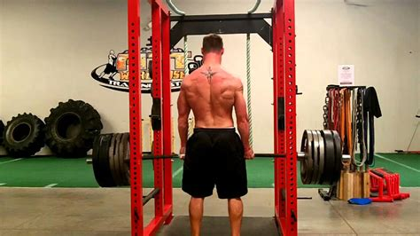 Rack Pull Benefits by 455lb Rack Pulls Fitt Warehouse
