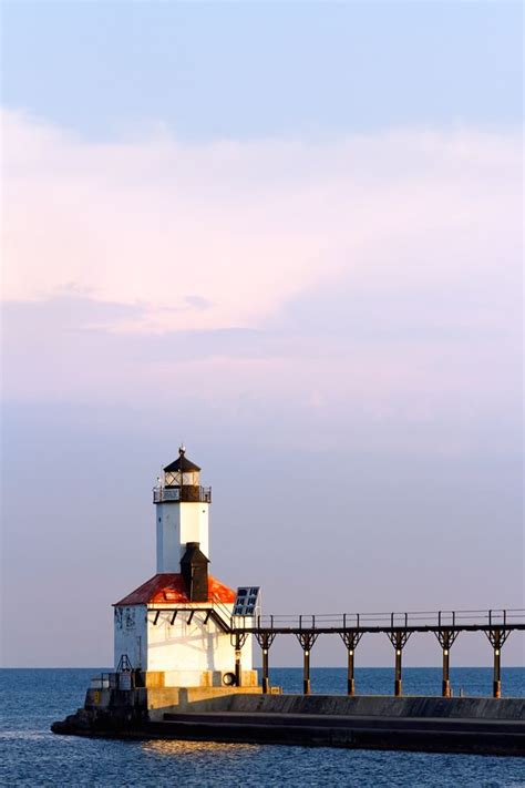 michigan city indiana lighthouse america the