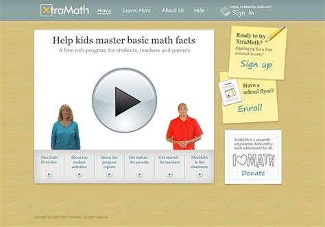 how to make a flyer online free xtramath doing extra math online some concepts some ideas