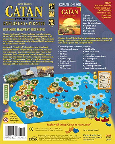 Catan Explorers And Expansion Board catan explorers expansion 5th edition import it all