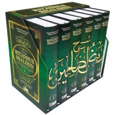 Buku Riyadhus Shalihin Imam An Nawawi Ummul Qura wisata buku islam toko buku islam terpercaya terlengkap
