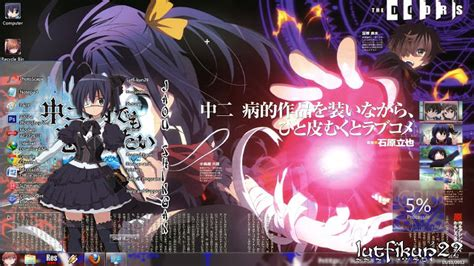download themes for windows 7 anime theme anime win 7 chuunibyou demo koi ga shitai by