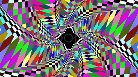 psychedelic pictures that move moving trippy wallpapers psychedelic animated background stock footage 34437953