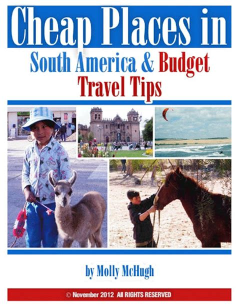 A Place Budget Cheap Places In South America Budget Travel Tips Wandering Educators