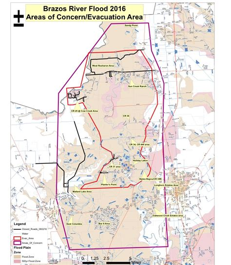 map of brazoria county brazoria county flood updated with united way of
