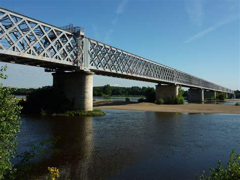 les ponts en treillis liste de ponts de maine et loire