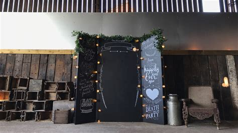 Wedding Backdrop Chalkboard by Wedding Backdrops To Hire Frames Stands The Word Is