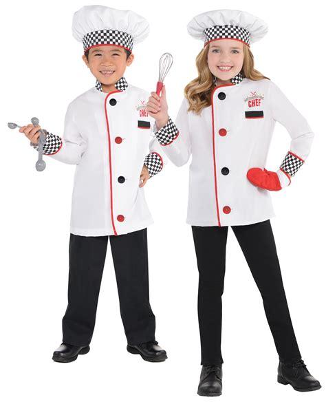 chef costume kit letter quot c quot costumes mega fancy dress