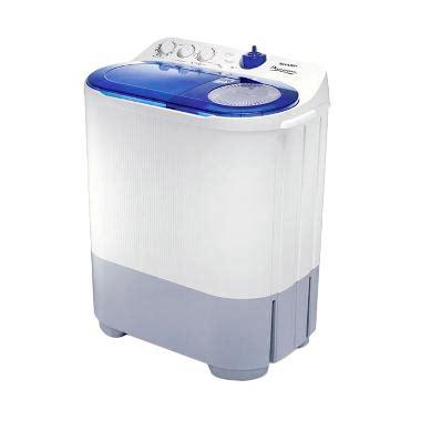 Mesin Cuci Sharp Aqua Matic jual sharp es t77da bk rk mesin cuci 7kg harga