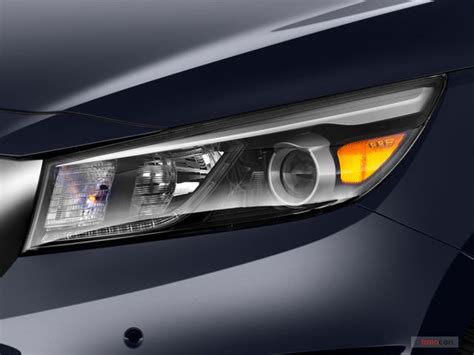 Kia Sedona Headlight 2016 Kia Sedona Pictures Headlight U S News Best Cars