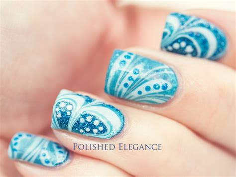 nail design marble effect top 70 mesmerizing water marble nails