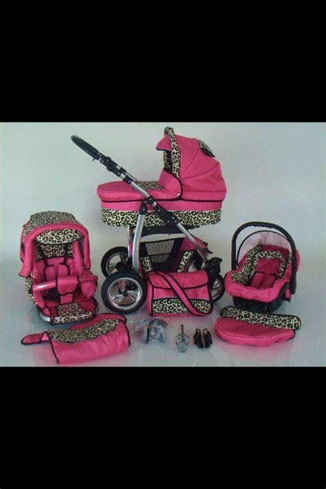 Leopard Set 3in1 pram pushchair dino swivel wheels 3in1 from lux4kids 3in1