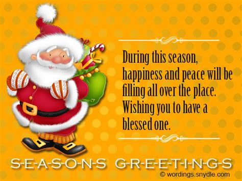 greetings message seasons greetings messages wishes and quotes wordings