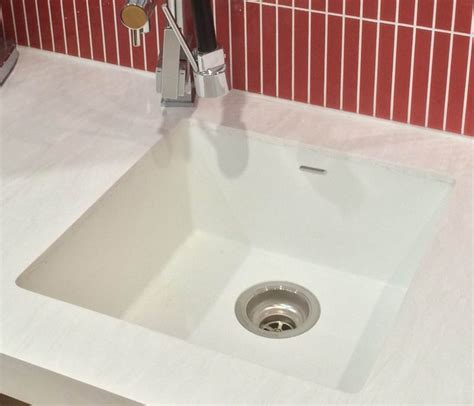 Corian Worktop With Integrated Sink Spicy 965 Integrated Corian Sink Uk Worktops Direct