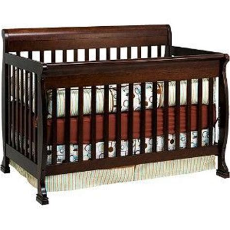 Baby Mod Cadence 4 In 1 Convertible Crib Espresso W5501q Baby Mod Crib Reviews