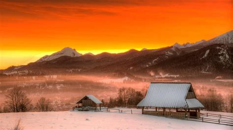zakopane high tatras poland hd wallpaper wallpaper studio  tens  thousands hd