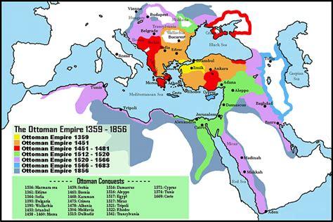 Empire Ottoman Chronologie by Histoire De L Islam Et Des Musulmans