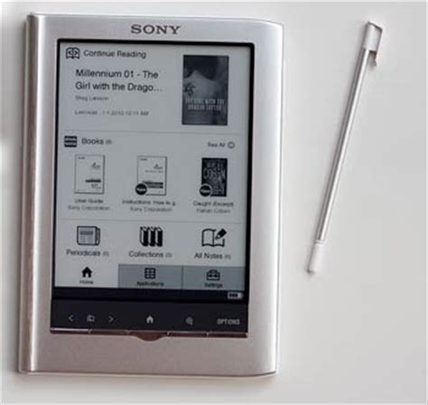 format sony ebook reader sony reader pocket edition prs 350 review mobile tech review