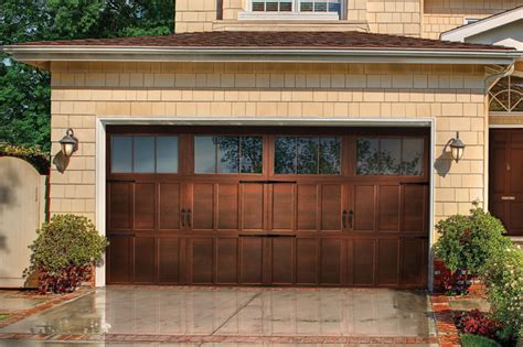 Wayne Dalton Overhead Doors Wayne Dalton 9700 Series D And D Garage Doors