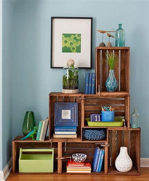 decoracion con cajas de madera decoraci 243 n con cajas de madera cajas de fruta recicladas