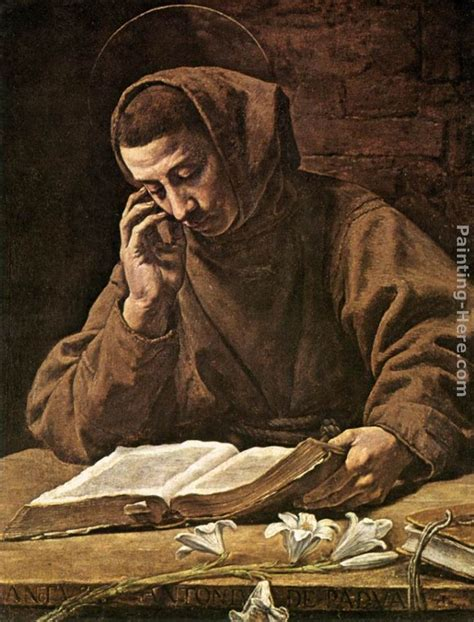 portraits of jesus a reading guide books marcantonio bassetti st antony reading painting anysize 50