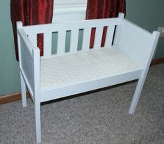 Wooden Co Sleeper Bassinet by Baby Diy Cosleeper Crib Pinteres