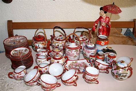 Wo Kann Porzellan Verkaufen by Antikes China Porzellan Teeservice 66 Teile In Weingarten