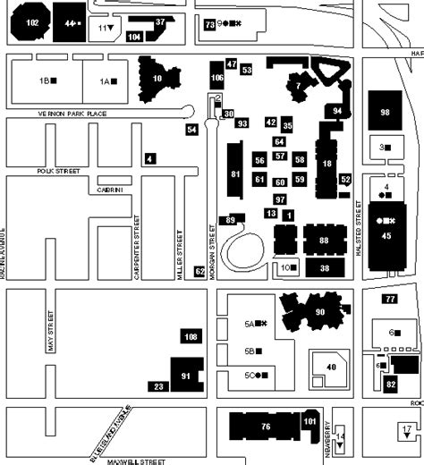 Find Uic Image Gallery Uic Map