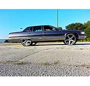 1996 Cadillac Fleetwood On 26 IROCs Sounds  Etc