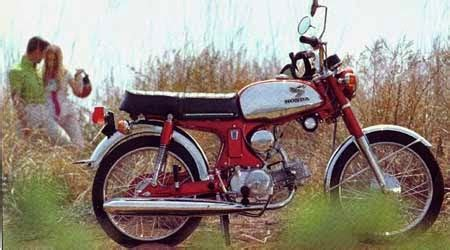 Honda S90z Tahun 1973 tak ada sepeda motor yang ada cuma honda banyumasmembaca