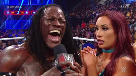 wwes plans   truth carmellas vacation  wwe