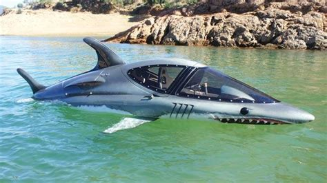 the shark names the submarine whale watching boat how cool is this a boat submarine made to look like a