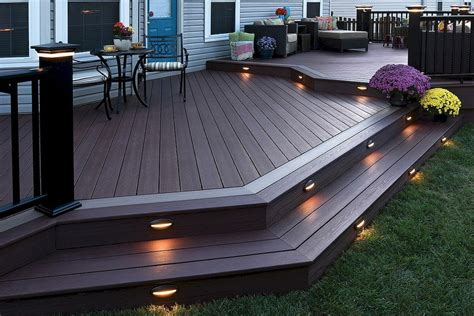 deck backyard 50 elegant front yard deck design ideas homearchite com