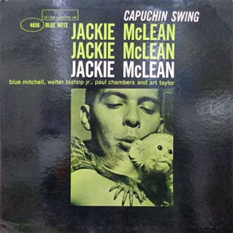 jackie mclean capuchin swing ロック新着レコード sound finder official blog