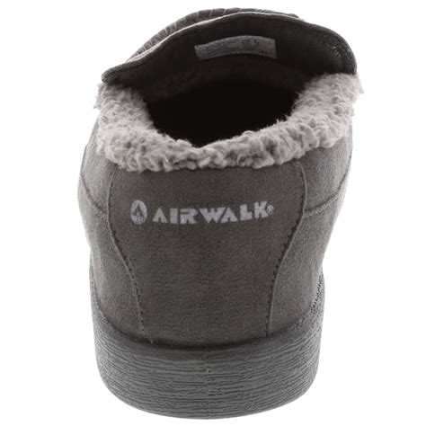 airwalk mens slippers airwalk s snowboard moc slipper shoe payless