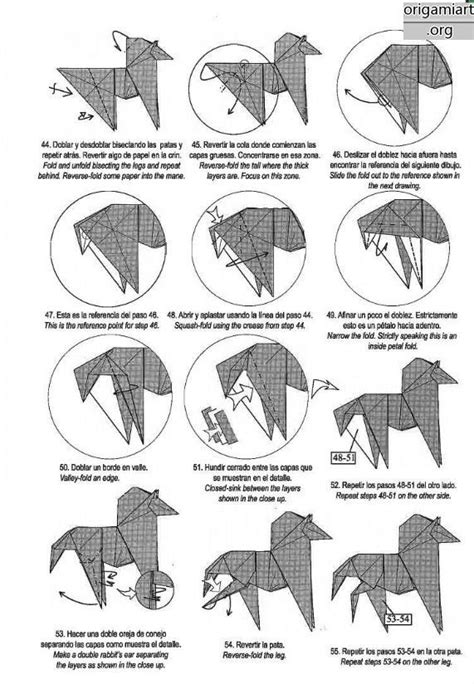 Complex Origami Tutorial - 277 best images about origami animals on