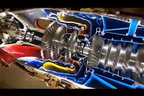 pratt whitney pt6 engine cutaway of a mainstay available video get inside the majestic pratt whitney pt6 turboprop