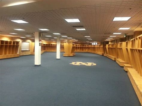 notre dame locker room 97 best images about nd fan go on fighting football and college