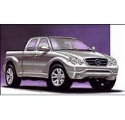 Mercedes Benz Pickup