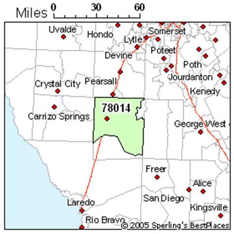 map of cotulla texas cotulla zip 78014 texas