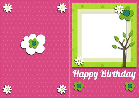 Free Birthday Card Design Template by Free Pictures To Print Free Free Printable Birthday Card